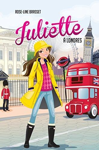 Juliette à Londres
