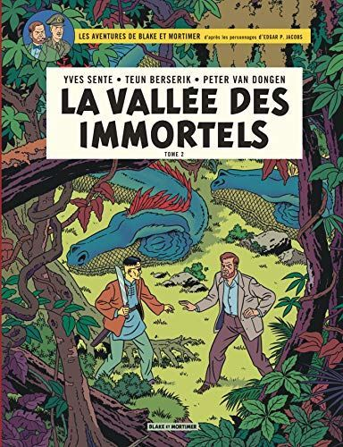 La Vallée de immortels : 2